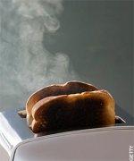 A little burnt toast never hurt anyone