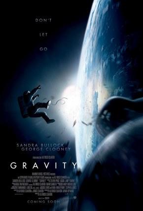 "Trailer: ""Gravity"" starring George Clooney & SandraBullock"