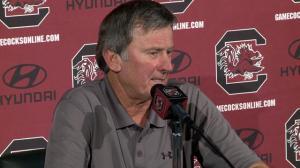 Coach Steve Spurrier