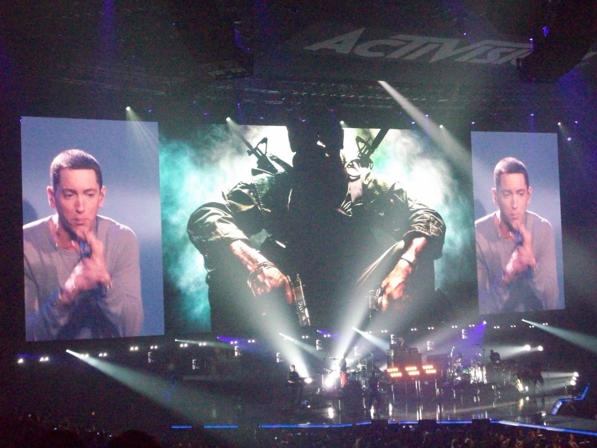 "Brand New Eminem Song ""Survival"" Debuts with ""Call of Duty: Ghosts"" Trailer Video"