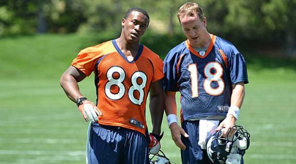 NFL: Denver Broncos-OTA