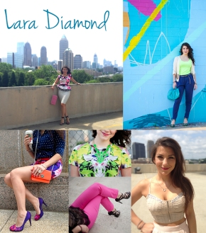Got Style? Meet Atlanta's Hottest Fashion Blogger Lara Diamond!