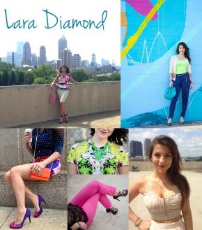Got Style? Meet Atlanta's Hottest Fashion Blogger LaraDiamond!