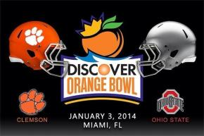 2014 Orange Bowl Preview: Ohio State Buckeyes vs. Clemson Tigers