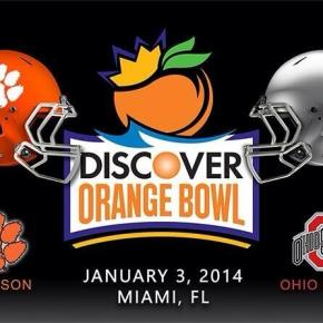 2014 Orange Bowl Preview: Ohio State Buckeyes vs. ClemsonTigers